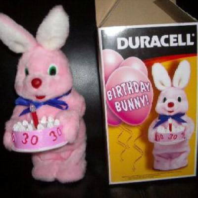 Les Lapins Duracell